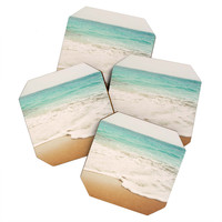 Bree Madden Ombre Beach Coaster Set