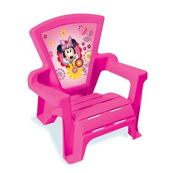 Disneyu0027s Minnie Mouse Adirondack Chair