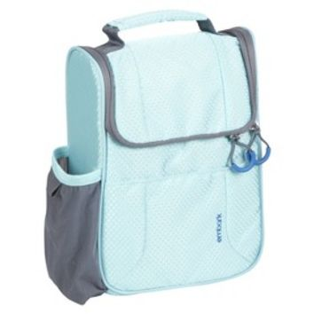 Embark Lunch Satchel-Turquoise