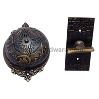 Belshazzar Brass Manual Old Fashion Door Bell