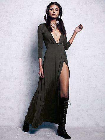 b9754248b Free People Womens Disco Moon Maxi from Free People
