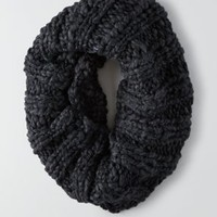 AEO Infinity Scarf , Black | American Eagle Outfitters