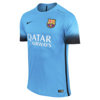 Nike 2015/16 FC Barcelona Night Rising Match Men's Soccer Jersey