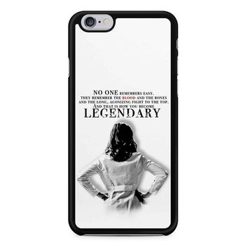 Grey S Anatomy - Amelia iPhone 6/6s Case