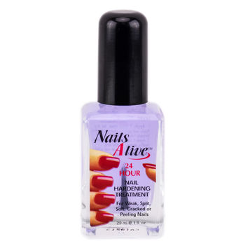 Nails Alive 24 hour Nail Hardening Treatment 1 oz
