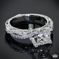 Verragio Pave Twist Diamond Engagement Ring | 35401