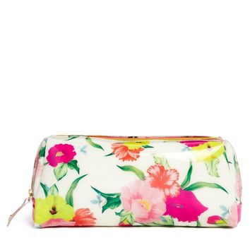 Ted Baker Flowers At High Tea Wash Bag