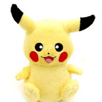 "Pokemon Pikachu 6"" Plush"
