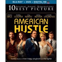 American Hustle (Blu-ray Disc) (2 Disc) (Ultraviolet Digital Copy) 2013
