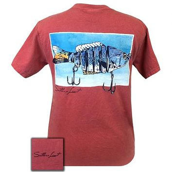 Southern Limits Country Fishing Lure Comfort Colors Unisex T-Shirt