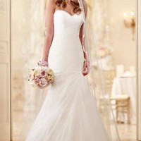 Stella York 6047, $555 Size: 12 | Sample Wedding Dresses