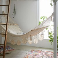 macrame hammock urban outfitters - Google Search