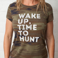 Women's Time to Hunt Tee