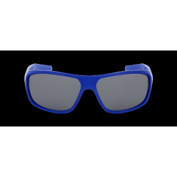Nike - Mercurial EV0887 Game Royal Sunglasses / Volt Grey Silver Flash Lenses