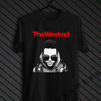 The Weeknd Official Issue Shirt OVOXO Logo Black Unisex t-Shirt Tee S,M,L,XL,XXL #3