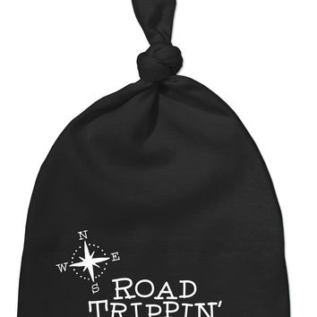 NEW! Road Trippin' Baby Knot Hat
