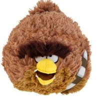 "Angry Birds Star Wars 5"" Plush - Chewbacca"