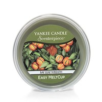 Bay Leaf Wreath : Scenterpiece™ Easy MeltCups : Yankee Candle