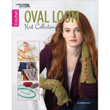 Leisure Arts-Oval Loom Knit Collection