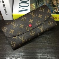 LV Louis Vuitton Women's Fashion 2018 Hottest Wallet F