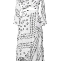 Cupshe Oh My Lady Ethnic Matching Set