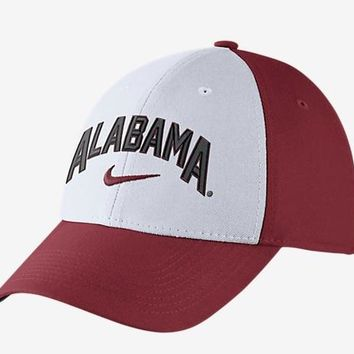 Alabama Crimson Tide Verbiage Flex Fit Hat