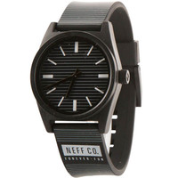 Neff - Daily Watch - Basic Black