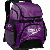Speedo Pro Backpack at MI Sports. Speedo swim bags on sale. Speedo swimwear and swim gear at outlet prices as MI Sports