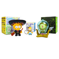 Santa's Little Helper III Holiday Pack by The Simpsons | Kidrobot | Kidrobot