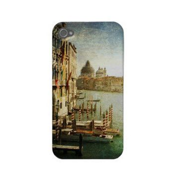 iphone4-4s Venice Italy case from Zazzle.com