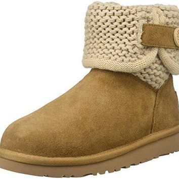 UGG Children's Darrah Knit Boot Big Kids UGG boots