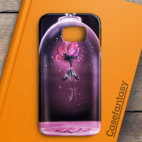Beauty And The Beast Stand Dance Samsung Galaxy S6 Case | casefantasy