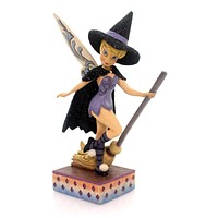Jim Shore TOUCH OF MAGIC Polyresin Tinker Bell Disney Halloween 4051980