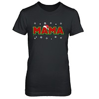 Mama Christmas Santa Ugly Sweater Gift