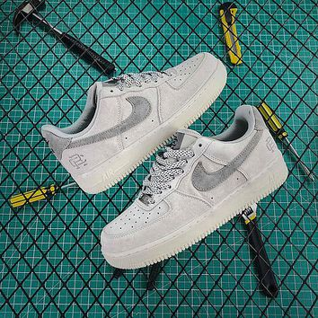 Reigning Champ x Nike Air Force 1 '07 Low Best Goods
