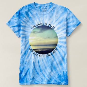 Global Photo Quote by Kat Worth T-shirt