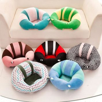 Infant Baby Support  Soft Cotton Safety Travel Car Seats Sofa