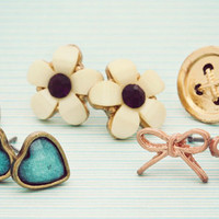 DAY TO DAY: Cute and Casual Earrings