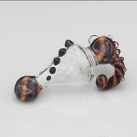 Glass Spoon Pipe