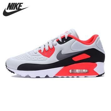 Original New Arrival 2016 NIKE AIR MAX 90 ULTRA SE Men's Cushioning Running Shoes Snea