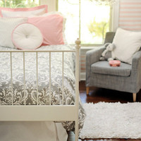 New Arrivals Bedding Set Stella Gray