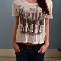 Forever21 Beatles T-shirt from Elena's Closet