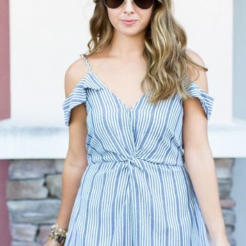 Step By Me Romper