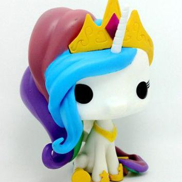 Funko POP! My Little Pony Princess Celestia Vinyl Bobble Head KidsToy Figure