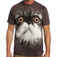 The Mountain Men's Furry Face T-shirt