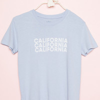 Jamie California Top - Prints - Graphics