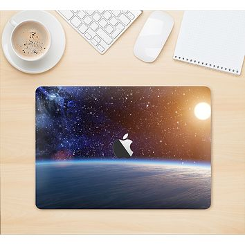 "The Glowing Universe Sunrise Skin Kit for the 12"" Apple MacBook"