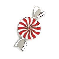 Peppermint Candy Pin