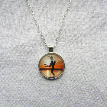 love necklaces, original sunset art photo pendant, sunset beach, sunset on the beach, photo pendant, small gift ideas, sunrise, ocean,hawaii