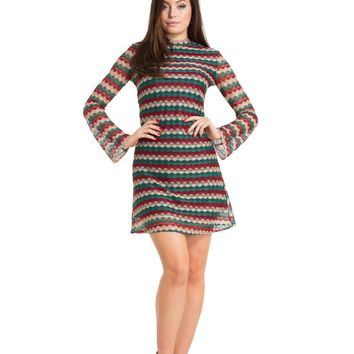 The Edie Stripe Dress